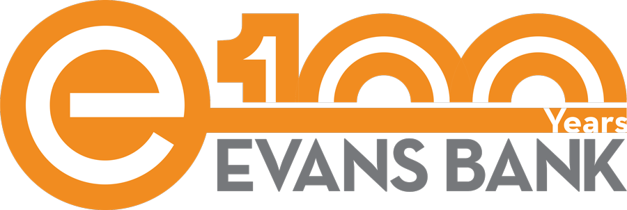Evans Bank - 100 Years