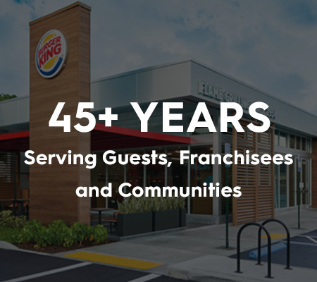 Serving Guests, Franchisees and Communities