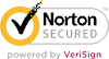 Norton Secured; powered by VeriSign