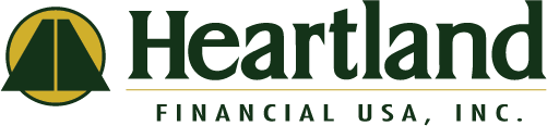 Heartland Financial USA, Inc. logo.